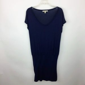 Soft Joie Navy Sheath Dress